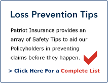 Loss Prevention Tips | Click Here